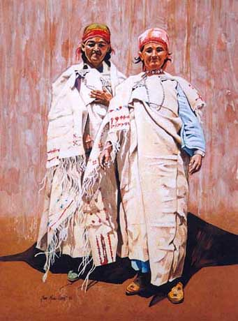femmes Tamazight