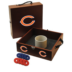 Chicago Bears Washers Toss Game