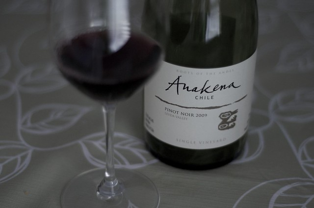 2009 Anakena Single Vineyard Leyda Valley Pinot Noir