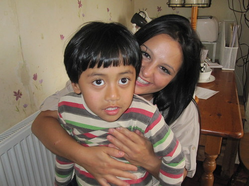 Kiriya and Imaan