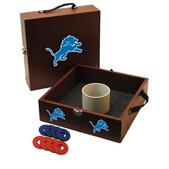Detroit Lions Washers Toss Game
