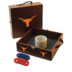 Texas Longhorns Washers Toss Game