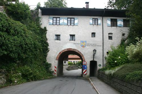 Burgtor Oberausdorf