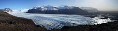 Skaftafellsjokull (Ice Globe) Tags: blue panorama white lake ice water frozen iceland nikon glacier vatnajokull glacial vatnajkull skaftafellsjkull skaftafellsjokull proglacial d5100