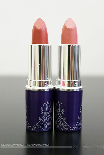 Human Nature Passion Fruit Lipsticks
