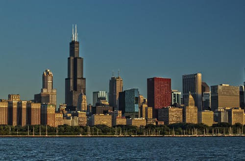 Chicago Skyline by Chadwick_Paul
