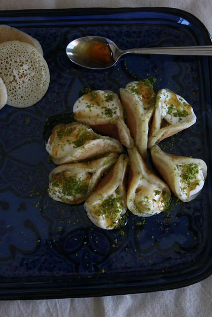 Ramadan sweets.