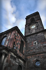 Manchester old cathedral (M. ALbeloushi) Tags: uk hdr