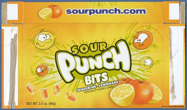 Sour Punch Bits - 2009