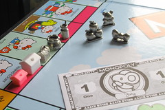 Hello Kitty Monopoly (Jay Tilston) Tags: hello game toy board kitty sanrio monopoly collectors edition licenced