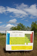 Periodic Table of Elements Quilt (silkaphyllis) Tags: table quilt elements periodic