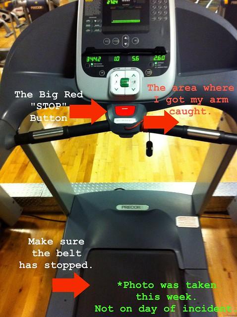 """The """"Treadmill"""""""