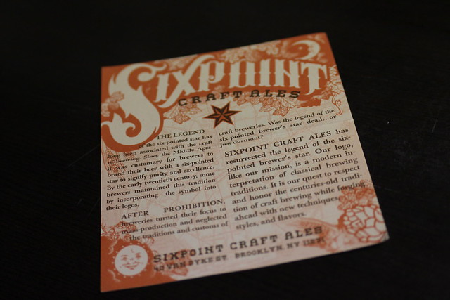 6071555984 284371578e z Event   Sixpoint Craft Ales At Mohawk House
