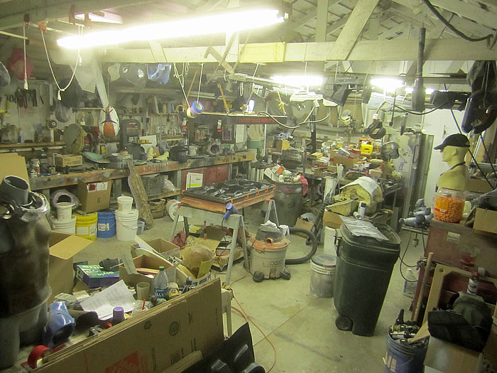 Cleaned Workshop