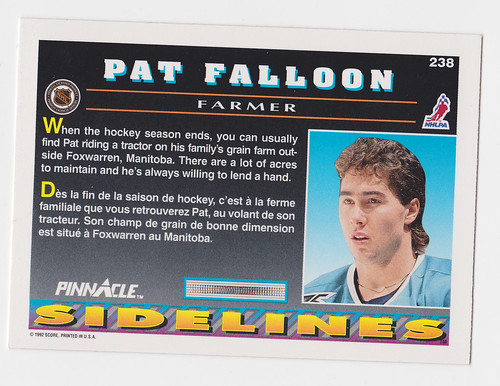 Sideline - Falloon back