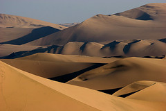 Dunes of Huacachina (haddock) Tags: peru ica huacachina perou