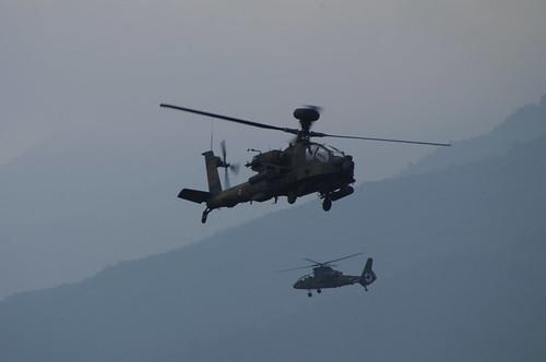AH-64D, OH-1