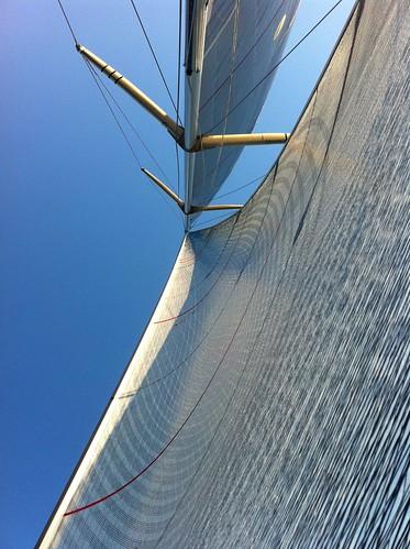 sky sailing sydney sail