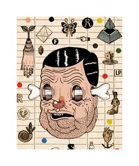 sneak peek (pearpicker.) Tags: collage illustration illogical pearpicker benerohlmann