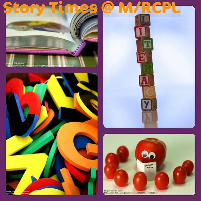 storytime picnik collage