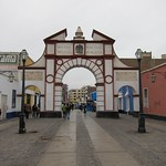 "Trujillo Arch <a style=""margin-left:10px; font-size:0.8em;"" href=""http://www.flickr.com/photos/14315427@N00/6078299767/"" target=""_blank"">@flickr</a>"