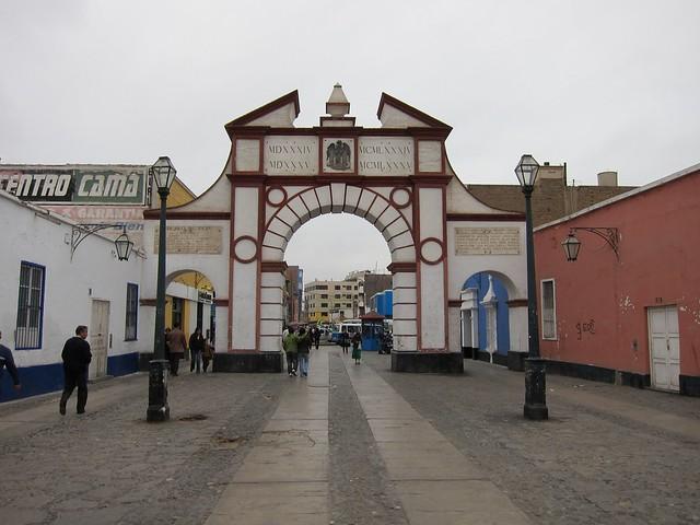 Trujillo Arch