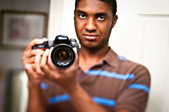 Freelensing - Self Portrait (Ty Johnson Photography) Tags: selfportrait mirror nikon freelensing