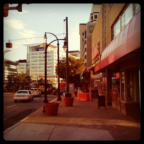 Fillmore Sidewalk