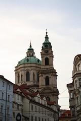 "Church of St. Nicholas (Chram svateho Mikulase), Prague (Prag/Praha) • <a style=""font-size:0.8em;"" href=""http://www.flickr.com/photos/23564737@N07/6083155632/"" target=""_blank"">View on Flickr</a>"