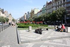 "Wenceslas Square (Václvské náměstí) , Prague (Prag/Praha) • <a style=""font-size:0.8em;"" href=""http://www.flickr.com/photos/23564737@N07/6083158124/"" target=""_blank"">View on Flickr</a>"