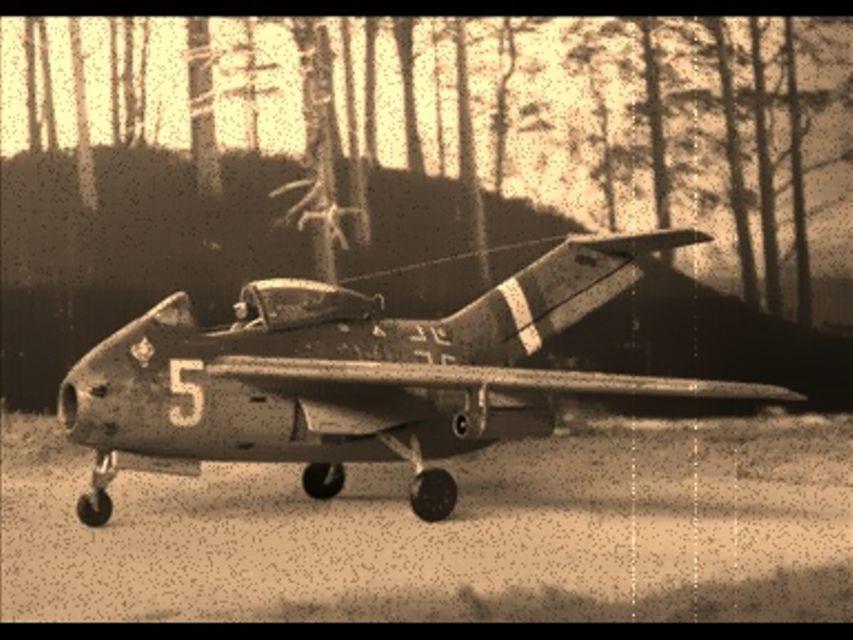 "1:72 Focke Wulf Ta-183 'Huckebein"" -  1./JG 300 use (Luft'46; PM Models)"