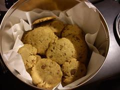 Date#7 - Baking Cookies