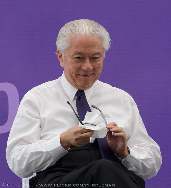 Singapores New President