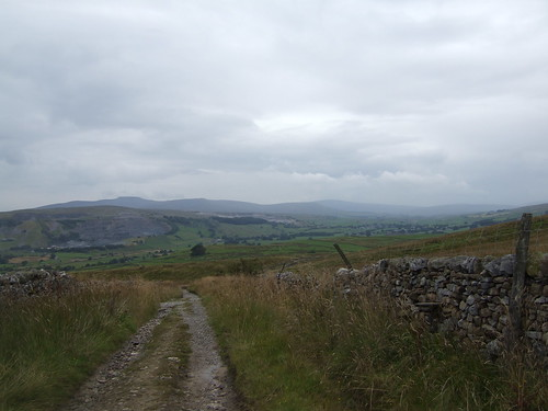 Murky Yorkshire Dales