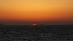 Sunset (Tilemahos Efthimiadis) Tags: sunset sea sun water island hellas greece naxos ηλιοβασίλεμα ελλάδα θάλασσα νησί νάξοσ address:country=greece ήλιο osm:node=161673461