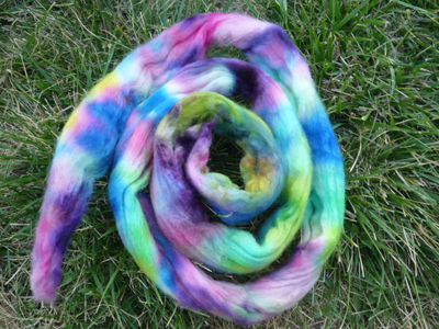 Emma's dyed wool