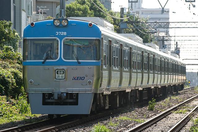 京王電鉄井の頭線3000系3028F 節電臨時ダイヤ26運行に充当される