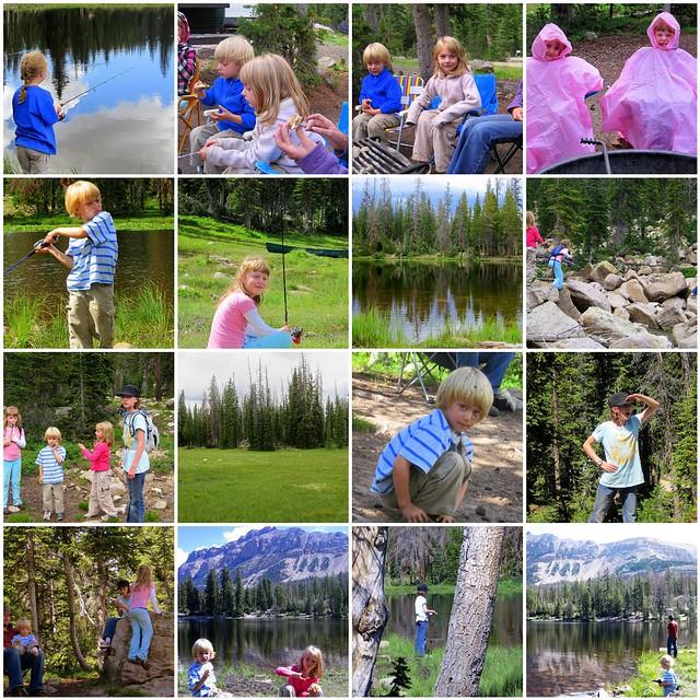Uintah Camping Trip
