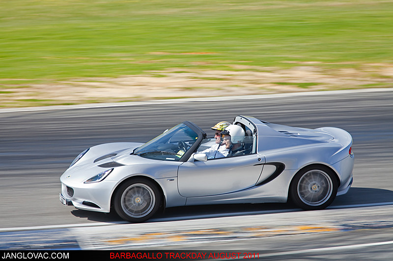 Image: Barbagallo trackday - lotsa exotics