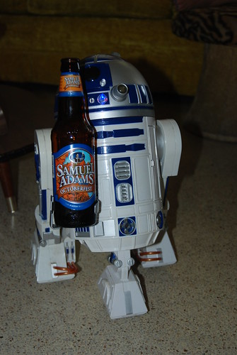 hey R 2 bring me that beer!
