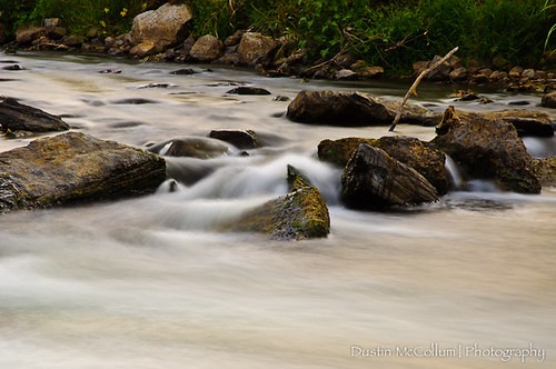 Roanoke River by dustinmccollum