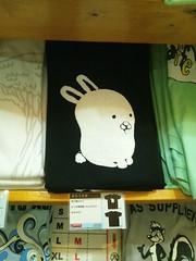 REDBROS.のかわいいウサギTシャツの写真