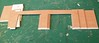 Kit building sequence photos 4 (kingsway john) Tags: building bus london scale st construction model garage transport models card kit oo gauge diorama kingsway staines 176 constructional londontransportmodel