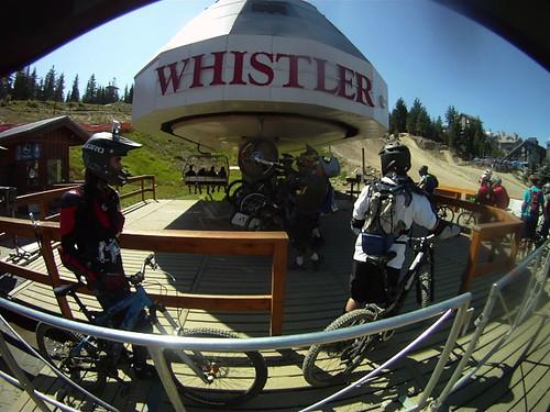 Whistler Fitzsimmonz Lift