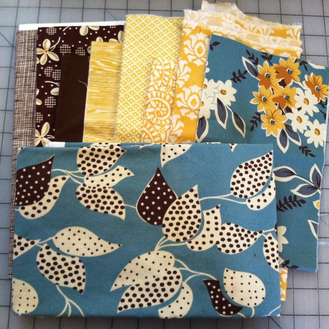 Fabric for next project