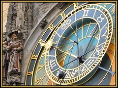 Praga_Reloj astronomico (detalle) (Belpereira) Tags: detalle astronomico pragareloj