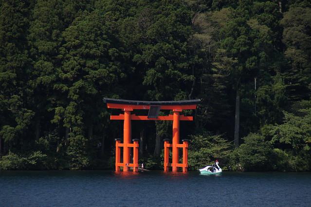 箱根神社 Hakone Shrine