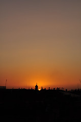 Marrakech 2 (Lapatia) Tags: africa city sunset morocco marocco marrakech marrākiš