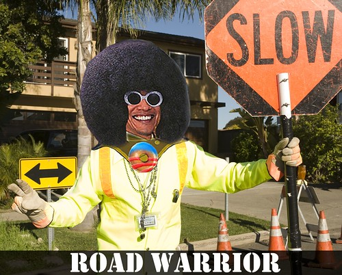 ROAD WARRIOR by Colonel Flick