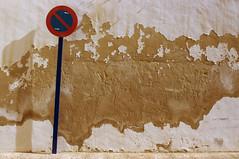 Divieti (bebo82) Tags: muro sign wall pentax ban spagna segnale orihuela divieto pentaxk20d pentaxk20